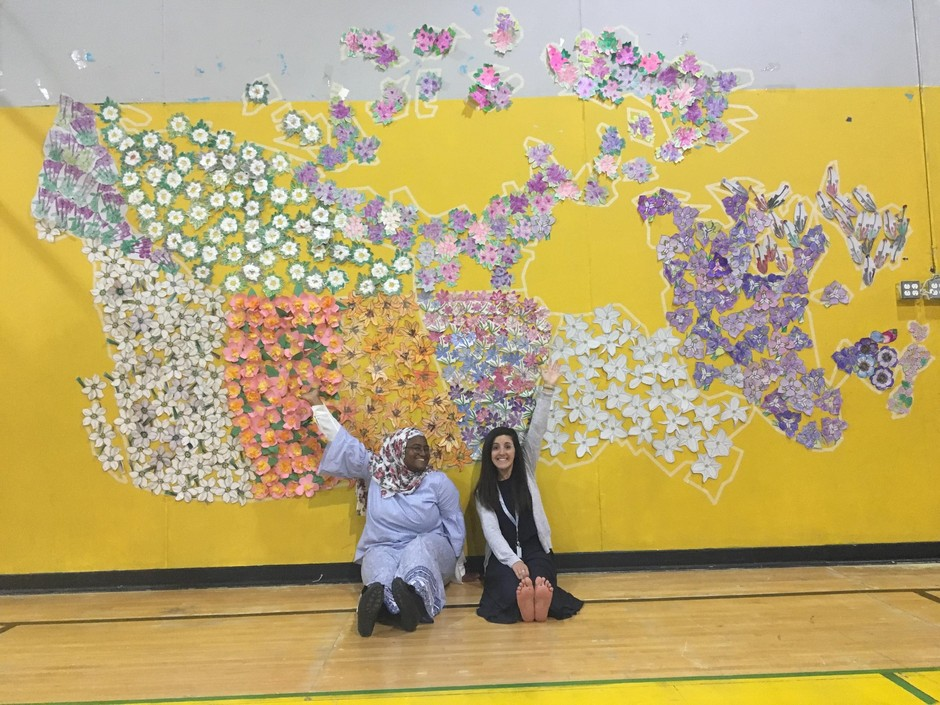 Map Of Canada For Kindergarten.Palliser Celebrates Canada 150 Palliser Regional Schools